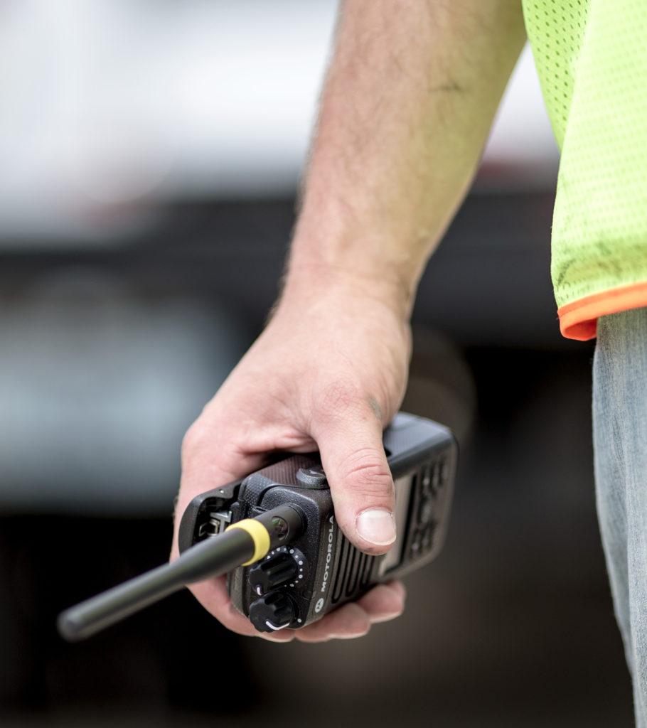 Het bouwverlof komt er aan: laat uw radioapparatuur onderhouden