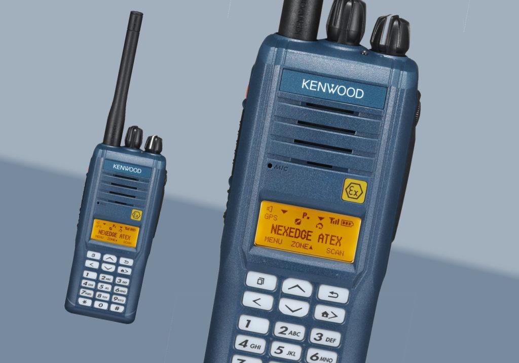 Kenwood NX230  krijgt maritieme keuring